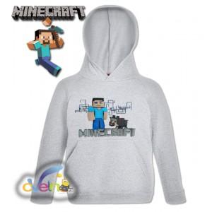 Детски суитшърт Minecraft