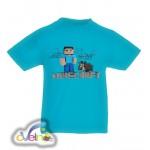 Тениска Minecraft_AB изчерпан