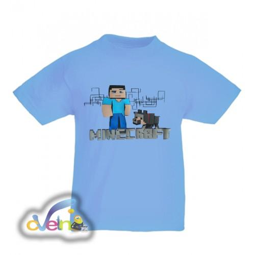 Тениска Minecraft_SB_Изчерпан